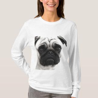 T-shirt Carlin noir et blanc