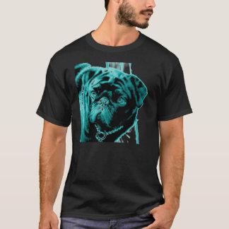 T-shirt Carlin turquoise