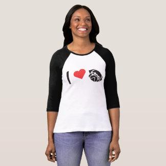 T-shirt Carlins du coeur I