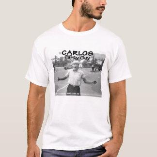 T-shirt Carlos vintage