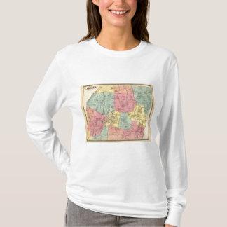 T-shirt Carmel, ville