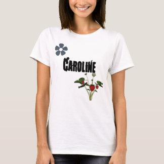 T-shirt Caroline