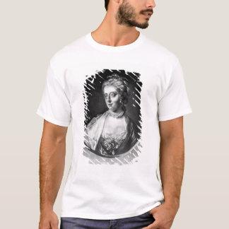 T-shirt Caroline Matilda, reine du Danemark et de la
