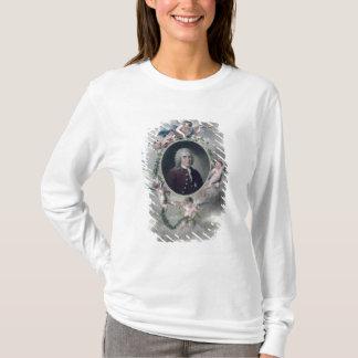T-shirt Carolus Linnaeus, chevalier de l'étoile polaire