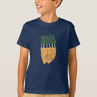 T-shirt Carottes