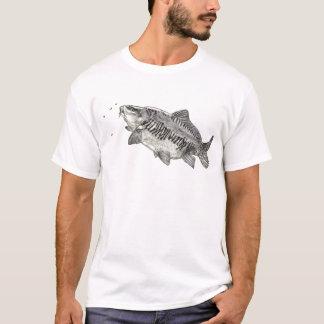T-shirt Carpe de miroir