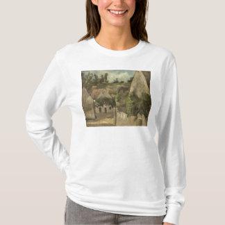 T-shirt Carrefours à la rue Remy, Auvers, c.1872