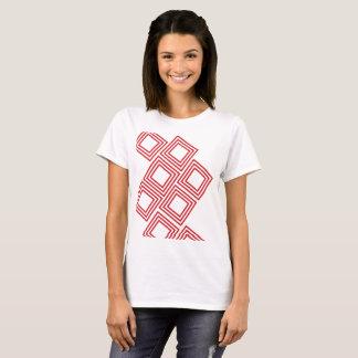 T-shirt Carrés