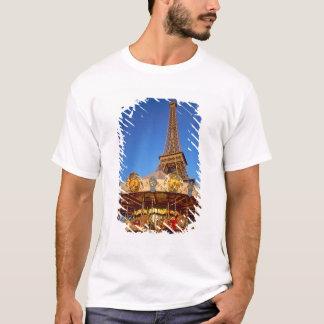 T-shirt Carrousel, Tour Eiffel, Paris, France