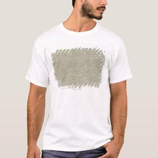 T-shirt Carte de la Terre Sainte