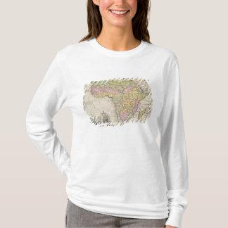T-shirt Carte de l'Afrique