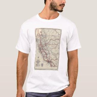 T-shirt Carte de route junior de McNally de couche-point