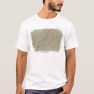 T-shirt Carte de soulagement de la Virginie 2