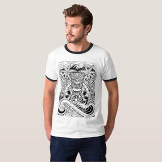 T-shirt Carte du fonctionnaire 2017 de la pièce en t de