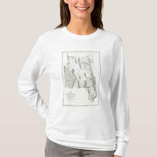 T-shirt Carte du Grand Lac Salé