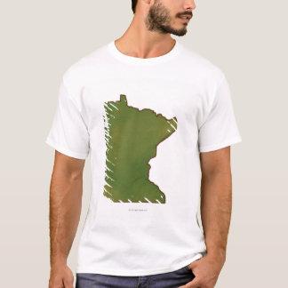 T-shirt Carte du Minnesota