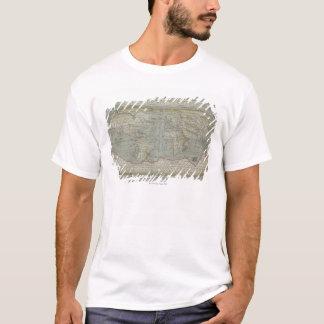 T-shirt Carte du monde 12