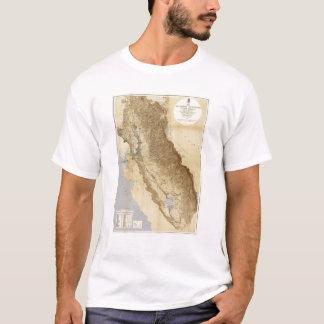 T-shirt Carte du San Joaquin