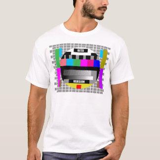 T-shirt Carte-test