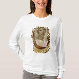 T-shirt Cas peint et doré de maman d'Artemidorus