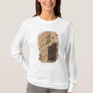 T-shirt Casa de las Conchas, Chambre des coquilles