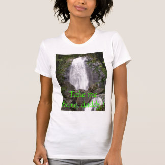 T-shirt Cascade de coca de La