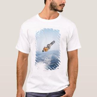 T-shirt Cascade de Wakeboarding