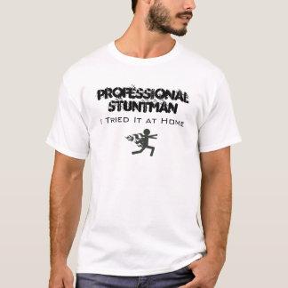 T-shirt Cascadeur professionnel