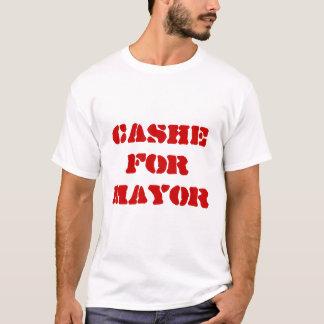T-shirt Cashe pour le maire