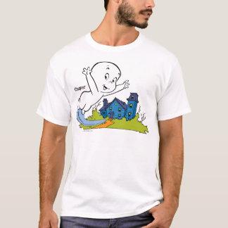 T-shirt Casper a hanté la Chambre