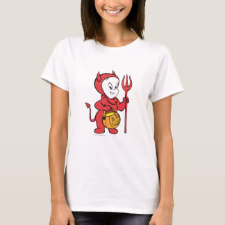 T-shirt Casper dans le costume de diable