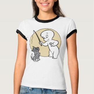 T-shirt Casper et chaton