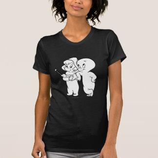 T-shirt Casper et Wendy