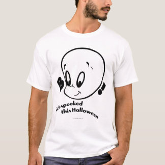 T-shirt Casper Halloween Spooked