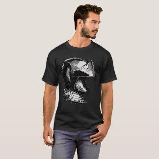 T-shirt Casque de chevalier