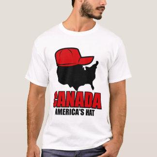 T-shirt Casquette du Canada Amériques