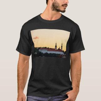 T-shirt Castle in Prague