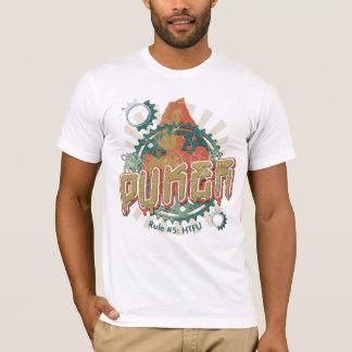 T-shirt castor de lazer   le puker