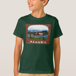 T-shirt Castor Floatplane de Havilland