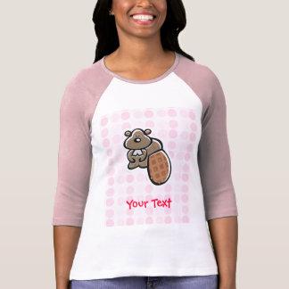 T-shirt Castor mignon