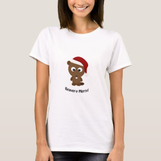 T-shirt Castor-y joyeux !