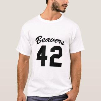 T-shirt castors 42