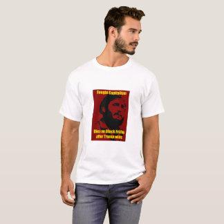T-shirt Castro meurt le 2016 vendredi noir