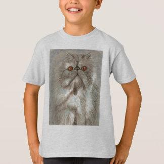 T-SHIRT CAT PERSAN