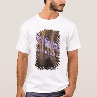 T-shirt Catedral De Léon, fenêtres en verre teinté