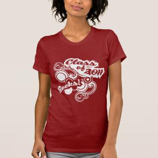 T-shirt Catégorie supérieure de 2011 roches !