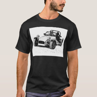 T-shirt Caterham 07