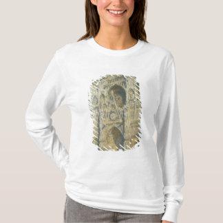 T-shirt Cathédrale de Claude Monet | Rouen à la pleine