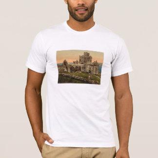 T-shirt Cathédrale de St Germain, peau, île de Man