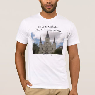 T-shirt Cathédrale de St Louis
